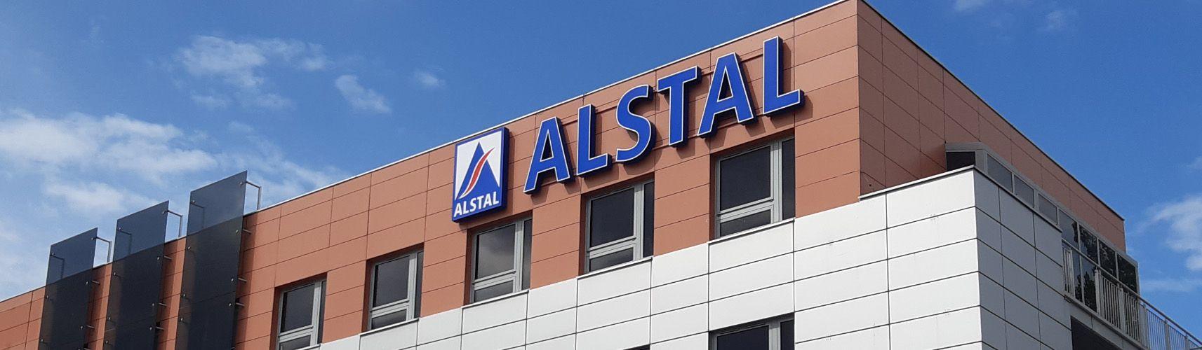 Profuturo Producent Reklam Alstal Litery 3D