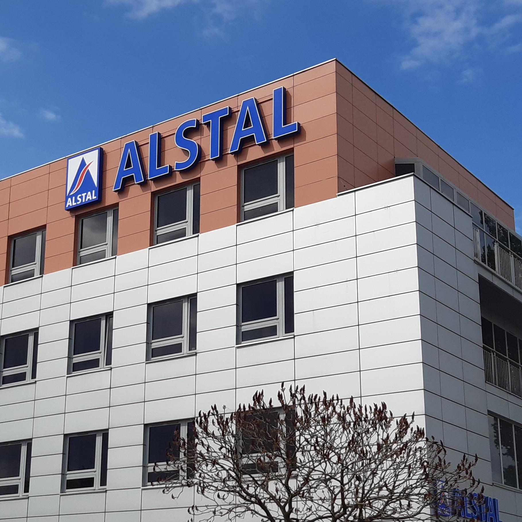 Profuturo Alstal Reklama wizualna Realizacje