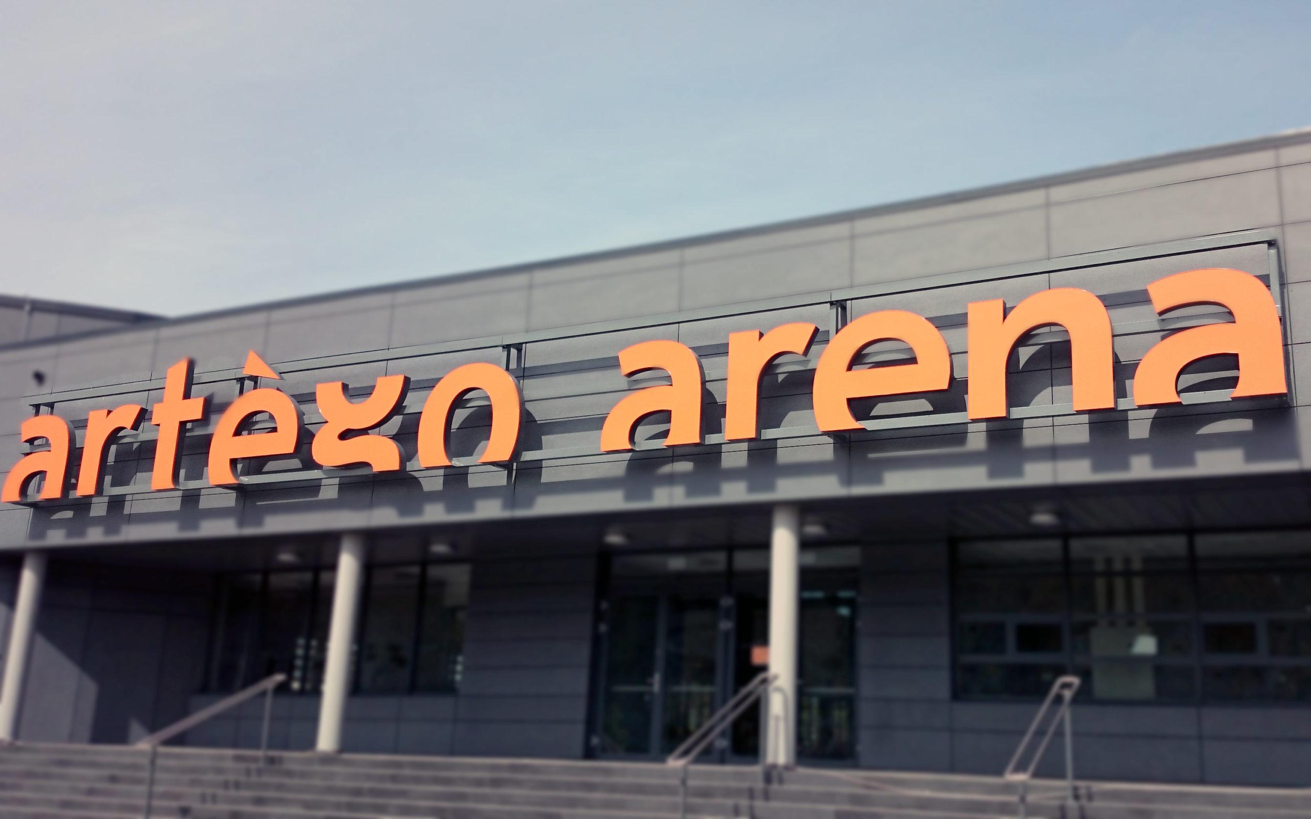 Profuturo Producent Reklam artego arena